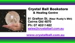 Crystal Ball Bookstore & Healing Centre