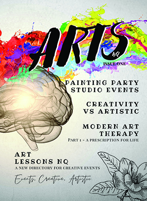Arts North Queensland magazine