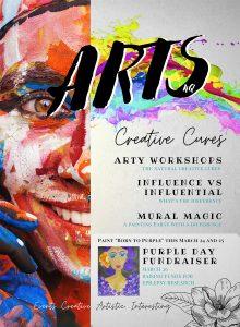 Arts North Queensland magazine
